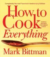 How To Cook Everything - Mark Bittman (Hardcover)