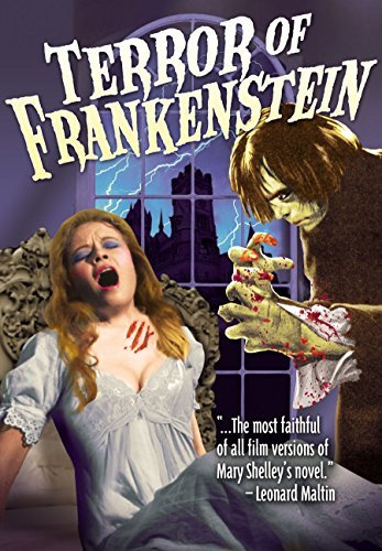 Terror of Frankenstein (Region 1 DVD)