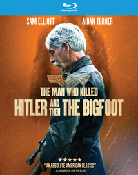 Man Who Killed Hitler & Then the Bigf (Region A Blu-ray) - Cover