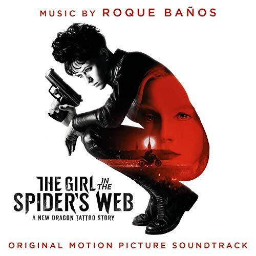 Banos Online.Roque Banos The Girl In The Spider S Web Ost