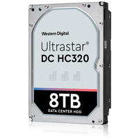 Western Digital - 8TB SATA HGST Ultrastar HC320 3.5 inch 6GB/s 256mb Internal Hard Drive