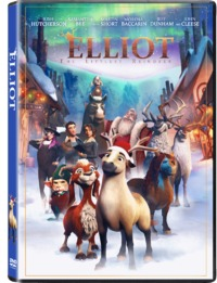 Elliot: The Littlest Reindeer (DVD)