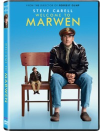 Welcome to Marwen (DVD) - Cover