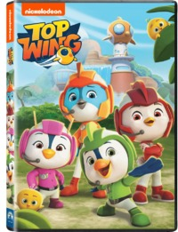 Top Wing (DVD) - Cover