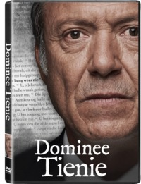 Dominee Tienie (DVD) - Cover