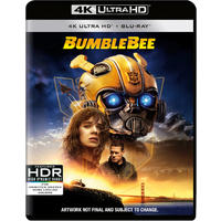 Bumblebee (4K Ultra HD + Blu-ray)