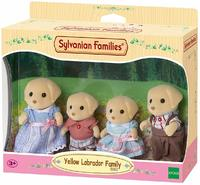Sylvanian Families - Yellow Labrador Family (Playset) - Cover
