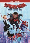 Spider Man:Into the Spider Verse (Region 1 DVD)