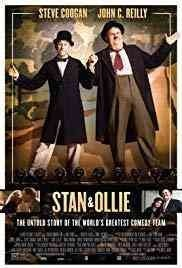Stan & Ollie (Region 1 DVD) - Cover