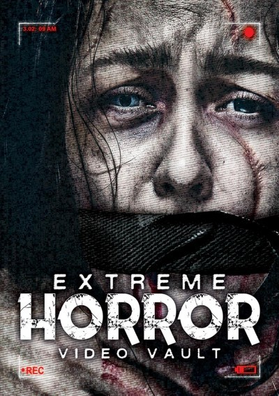 Extreme Horror Video Vault (Region 1 DVD)