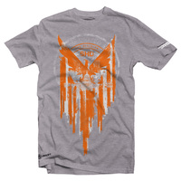 Tom Clancy's - The Division 2 - Phoenix - Mens T-Shirt - Grey (Small) - Cover