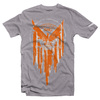 Tom Clancy's - The Division 2 - Phoenix - Mens T-Shirt - Grey (Large)