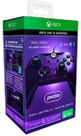 PDP - Wired Controller - Royal Purple (Xbox One/Win 10 PC)