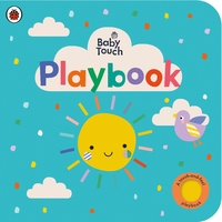 Baby Touch: Playbook (Board book) - Cover