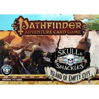Pathfinder Adventure Card Game - Skull & Shackles Adventure Deck 4 - Island of Empty Eyes (Card Game)