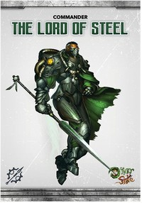 The Other Side - Abyssinia: Lord of Steel (Miniatures) - Cover