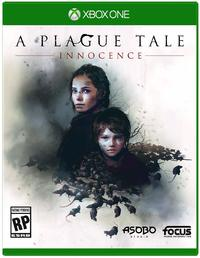 A Plague Tale: Innocence (US Import Xbox One) - Cover