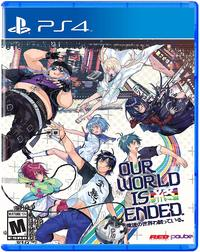 Our World Is Ended - Day 1 Edition (US Import PS4) - Cover