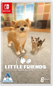 Little Friends: Dogs and Cats (Nintendo Switch)