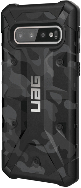 promo code fd83b 471d9 UAG Pathfinder SE Camo Series Case for Samsung Galaxy S10 - Midnight Camo
