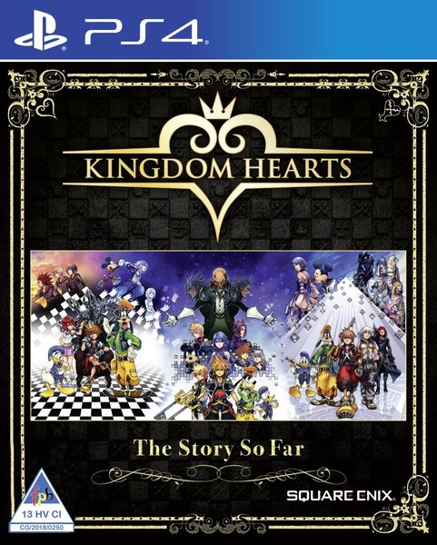 Kingdom Hearts: The Story so far (PS4)