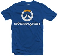 Overwatch - Retribution - Men's Tee - Royal Blue (X-Large) - Cover