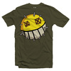 Overwatch - Junkrat Icon Men's Tee - Green (Small)