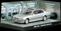 Bond in Motion: James Bond Die-Cast Collection - 1/43 - Tomorrow Never Dies - BMW 750IL (Die Cast Model) - Cover