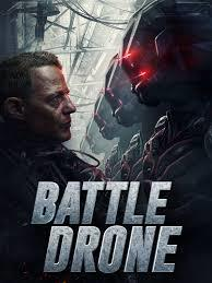 Battle Drone (DVD) - Cover