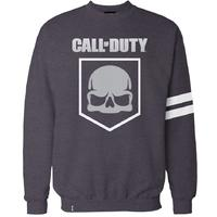 Call Of Duty Black Ops 4 - Logo-Men's Sweater - Charcoal (Small)