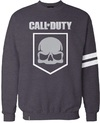 Call Of Duty Black Ops 4 - Logo-Men's Sweater - Charcoal (Large)