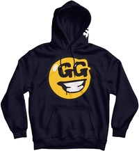 Fortnite - GG - Teen Hoodie - Navy (9-10 Years) (Small) - Cover