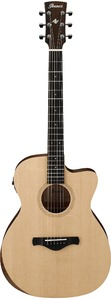 Ibanez AC150CE-OPN Artwood Traditional Grand Concert Acoustic Electric Guitar (Open Pore Natural)