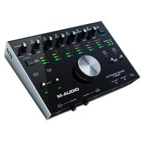 M-Audio M-Track 8X4M 8-In 4-Out USB Audio Interface (Black)