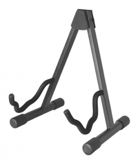 On-Stage GS7362B Standard A-Frame Guitar Stand (Black) - Cover