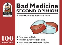 Bad Medicine - Second Opinion Expansion (Party Game) - Cover