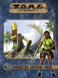 Torg Eternity - Character Journal Pack (Role Playing Game) - Cover