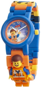 Lego Movie 2 - Emmet Minifigure Link Watch - Cover