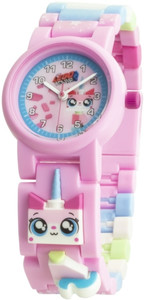 Lego Movie 2 - Unikitty Minifigure Link Watch - Cover