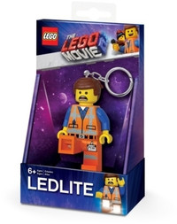 Lego Movie 2 - Emmet Key Chain Light - Cover
