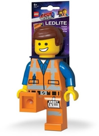 Lego Movie 2 - Emmet Torch - Cover