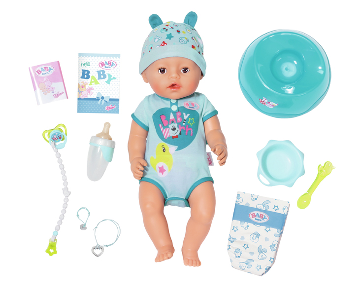 Baby Born So Soft Touch Boy Doll Hobbies Amp Toys Online
