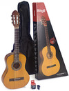 Stagg C430 M 3/4 Classical Acoustic Guitar Pack (Natural)