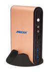 Mecer Xtreme Mini PC - Celeron