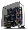 Thermaltake - Core P3 TG Snow  Midi-Tower Computer Chassis