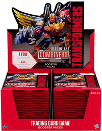 Transformers Trading Card Game - Rise of the Combiners Single Booster (Trading Card Game) - Cover