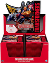 Transformers Trading Card Game - Rise of the Combiners Single Booster (Trading Card Game)