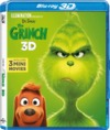 Dr Seuss' the Grinch (3D Blu-ray)