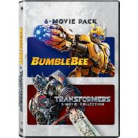 Transformers 6 Movie Collection (DVD)