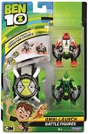 Ben 10 - Omni Launcher With 2 Figures